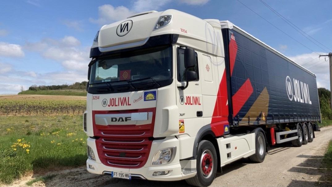 Camion DAF Jolival